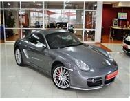 2008 PORSCHE CAYMAN S 6 Speed Manual 3.4