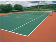 TENNIS COURT/BASKETBALL/NETBALL/COMB COURT REPAIRS/FENCING