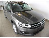 Volkswagen (VW) - Tiguan II 1.4 TSi BlueMotion Trend and Fun DSG (110 kW)