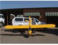 PIPER CUB AEROBATIC AIRCRAFT