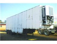 Tri-Axle Cooler Unit-