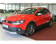 2010 VOLKSWAGEN POLO CROSS 1.6 TDI