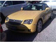 2005 Chrysler Crossfire 3.2 LTD Roadster