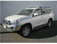 2011 TOYOTA PRADO 3.0 DT VX 4x4 AT Dsl