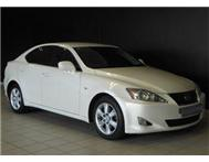 2008 Lexus Is 250 A/T R 159990