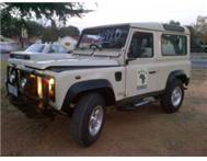 2.8I DEFENDER SWB...BMW ENG........