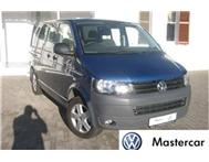 VW Transporter 2.0 BiTDI Crew Bus 4Motion SWB