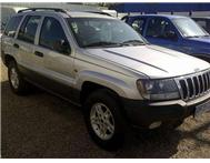 2003 JEEP GRAND CHEROKEE Loredo 4.7 V8