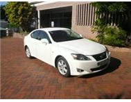 2008 Lexus Is 250 A/t