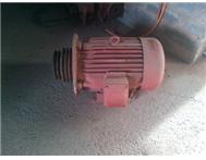 15 kW Electrical Motors (3 phase)