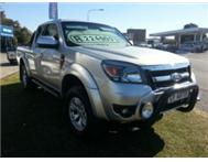 2010 Ford Ranger 3.0TDCi Supercab NO DEPOSIT NO LICENSE 47 000km