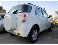 LOW KM DEMO IMMACULATE 4X4 DAIHATSU TERIOS ONLY 18000kms