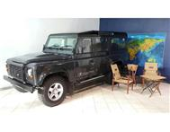 2013 LAND ROVER DEFENDER 110 Melvill & Moon LE