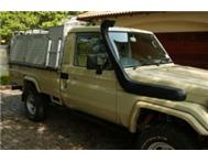 Cleanest Landcruiser ONLY 78000 KM