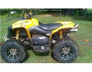 2007 Can-Am Renegade 800 Quad Bike For Sale in Motorcycles & Scooters Gauteng Rooihuiskraal - South Africa