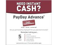 INSTANT CASH LOAN ON THE SPOT AT CASH CONVERTERS EAST RAND V