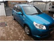 DRIVE THIS TODAY :CHEVROLET AVEO 1.6LS 2008