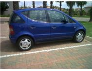 Mercedes Benz A160 for sale Durban