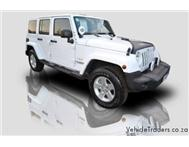 2011 Jeep WRANGLER SAHARA UNLIMITED