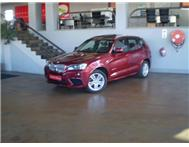 BMW - X3 xDrive 3.0d M-Sport Steptronic