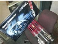 MAXTRAC COILOVER KIT POLO 6n