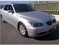 2006 BMW 5 SERIES 523i Steptronic