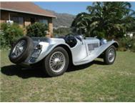 Original 1939 Jaguar ss100 (Collector s Item)
