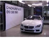 2012 BMW 6 SERIES 650i Gran Coupe M Sport