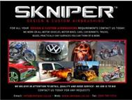 CUSTOM AIRBRUSHING ON VEHICLES MOTORBIKES & MORE