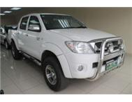 VVTi Raider R/B Double Cab for an unbelieveble price