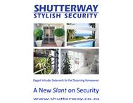 Shutterway Stylish Security
