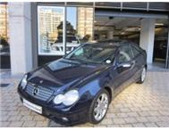 2002 Mercedes-benz C230 k coupe only95000km IMMACULATE with FSH!