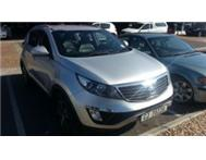 KIA SPORTAGE AWD FOR SALE RIDICULOUSLY LOW PRICE