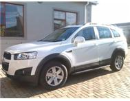 2011 CHEVROLET CAPTIVA 2.4LT