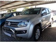 2010 Volkswagen Amarok 2.0 BiTDI Double Cab Highline 4Motion