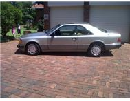 1990 Mercedes 300CE project