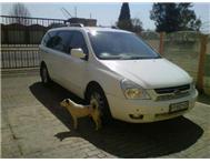 Kia Sedona 2007 3.8 A/T V6 Excellent Condition!