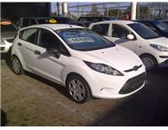 Ford - Fiesta 1.6 Ambiente Powershift 5 Door