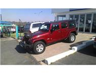 2009 JEEP WRANGLER SAHARA 2.8 CRD UNLIMITED