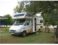 2007 Avalon Motorhome