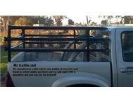 NEW cattle rails for sale