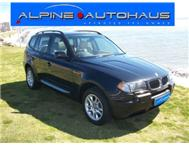 Immaculate-BMW X3 SPORT STEPTRONIC... Cape Town