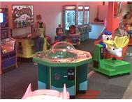 Arcade coin operated amusement machines for sale or swop