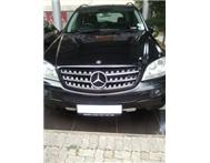 ML500 for sale Pretoria North