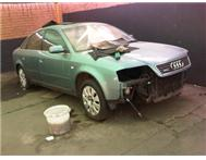 AUDI A6 STRIPPING FOR SPARES