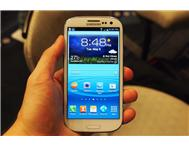 Galaxy S3 with box and all accessories