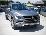 Mercedes Benz - ML 350 Blue Efficiency