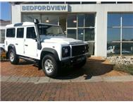 2011 LAND ROVER DEFENDER 110 PUMA