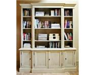 English Country Style Library Bookcase