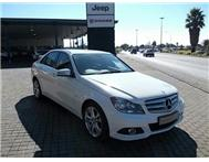 2012 MERCEDES-BENZ C-CLASS C200 BE AVANTGARDE A/T
